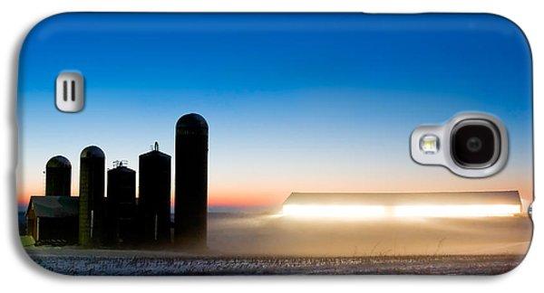 Alien Twilight Galaxy S4 Case