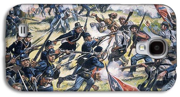 American Civil War Galaxy S4 Case by American School