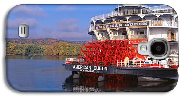 American Queen Paddlewheel Ship Galaxy S4 Case