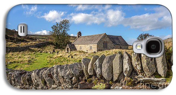 Ancient Welsh Church Galaxy S4 Case by Adrian Evans