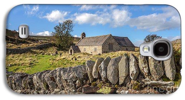 Ancient Welsh Church Galaxy S4 Case