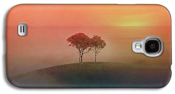 After The Rain Galaxy S4 Case by Az Jackson