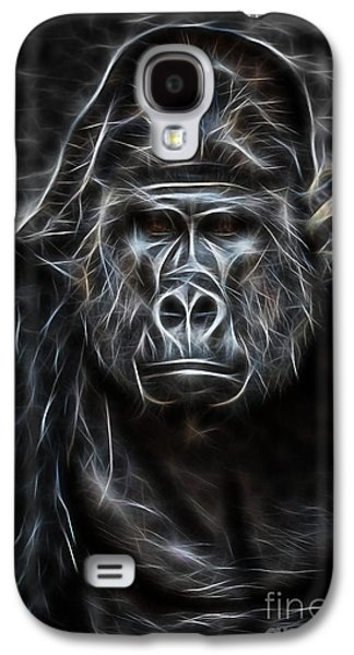 Ape Collection Galaxy S4 Case by Marvin Blaine