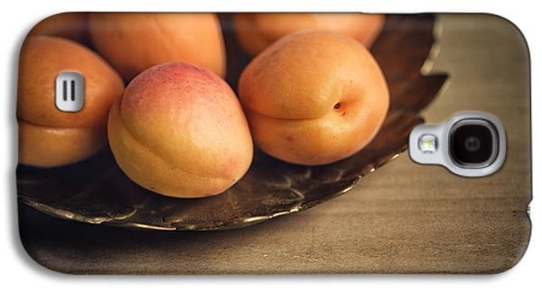 Apricots Galaxy S4 Case by Nailia Schwarz