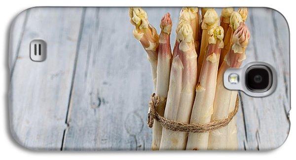 Asparagus Galaxy S4 Case by Nailia Schwarz