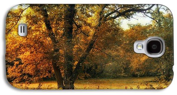 Autumn Arises Galaxy S4 Case by Jessica Jenney