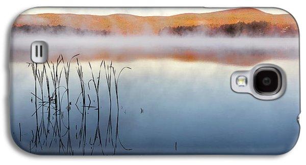 Autumn Fog Galaxy S4 Case by Bill Wakeley