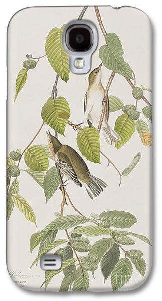 Autumnal Warbler Galaxy S4 Case