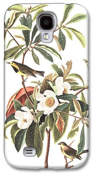 Bachman's Warbler  Galaxy S4 Case by John James Audubon