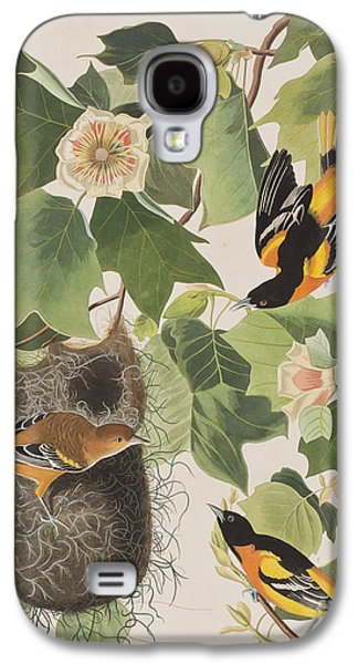 Baltimore Oriole Galaxy S4 Case