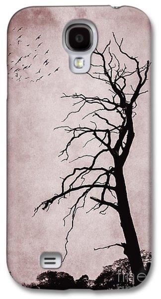 Bare Tree Galaxy S4 Case by Svetlana Sewell