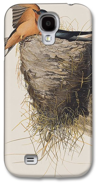 Barn Swallow Galaxy S4 Case
