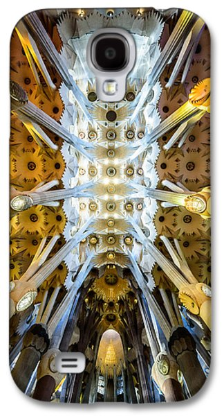 Basilica De La Sagrada Familia Galaxy S4 Case
