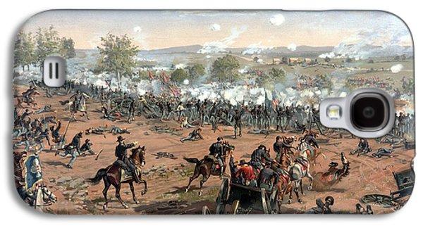 Battle Of Gettysburg Galaxy S4 Case by War Is Hell Store