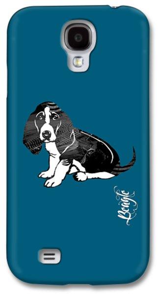 Beagle Collection Galaxy S4 Case