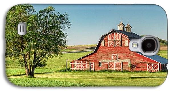 Beautiful Rural Morning Galaxy S4 Case by Todd Klassy