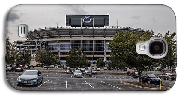 Beaver Stadium Penn State  Galaxy S4 Case by John McGraw
