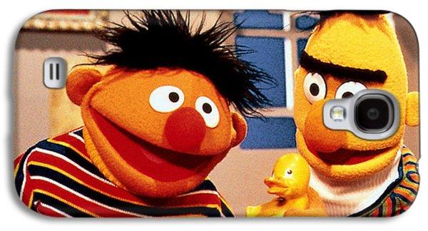 Bert And Ernie Galaxy S4 Case