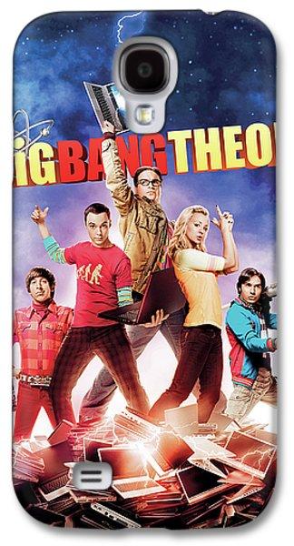 Big Bang Theory 2007 Galaxy S4 Case