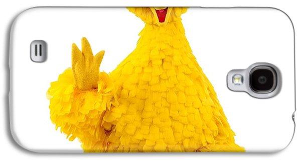 Big Bird Galaxy S4 Case