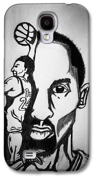 Black Mamba Galaxy S4 Case by Ryan Williams