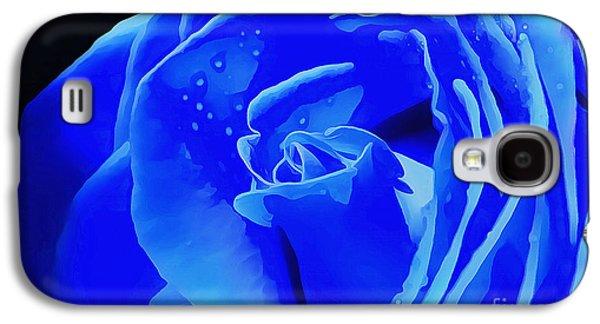 Blue Romance Galaxy S4 Case