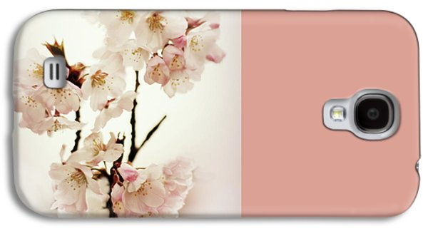 Galaxy S4 Case featuring the photograph Blushing Blossom by Jessica Jenney