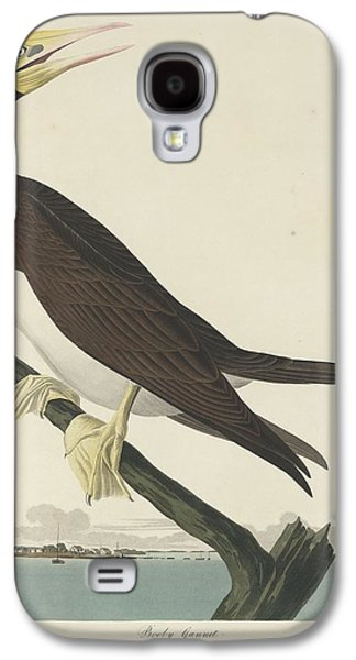 Booby Gannet Galaxy S4 Case by Dreyer Wildlife Print Collections