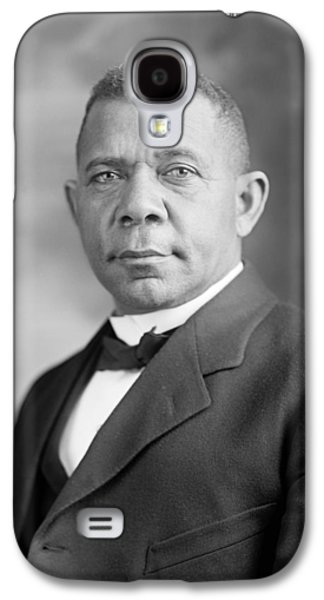 Booker T. Washington Galaxy S4 Case by War Is Hell Store