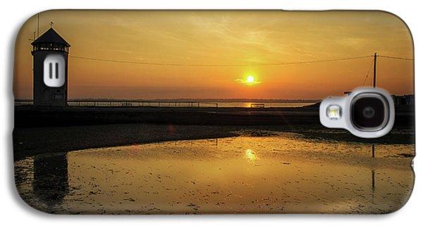 Brightlingsea Beach Galaxy S4 Case by Martin Newman
