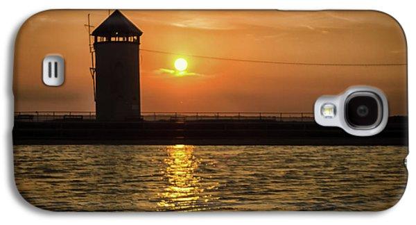 Brightlingsea Sunset Galaxy S4 Case