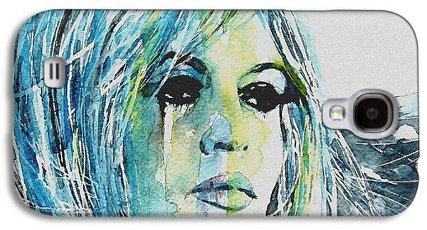 Brigitte Bardot Galaxy S4 Case by Paul Lovering