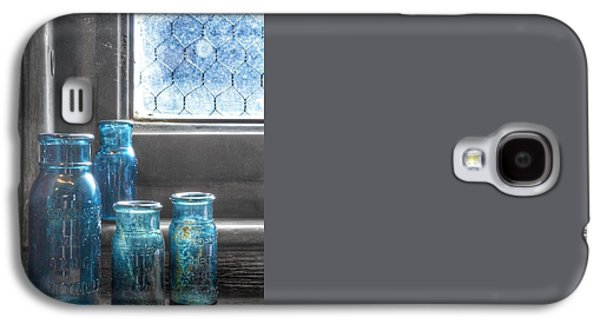 Bromo Seltzer Vintage Glass Bottles  Galaxy S4 Case