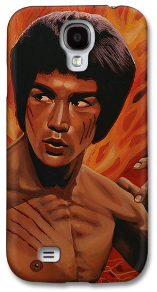 Bruce Lee Enter The Dragon Galaxy S4 Case