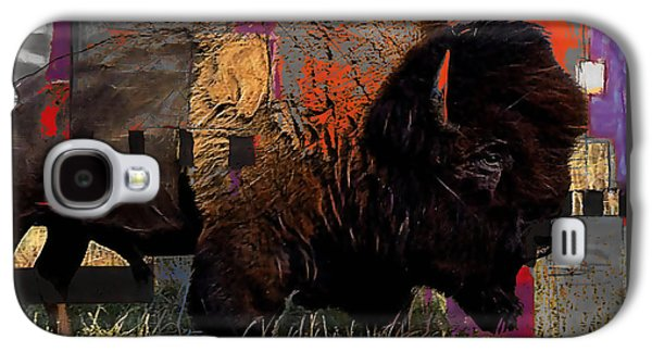 Buffalo Collection Galaxy S4 Case by Marvin Blaine