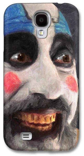 Captain Spaulding Galaxy S4 Case by Taylan Apukovska