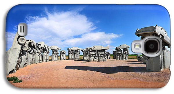 Carhenge Galaxy S4 Case