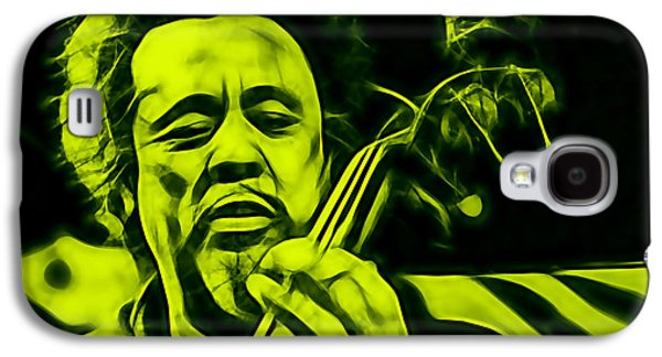 Charles Mingus Collection Galaxy S4 Case by Marvin Blaine