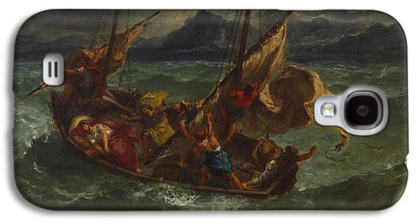 Christ On The Sea Of Galilee Galaxy S4 Case