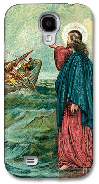 Christ Walking On The Sea Galaxy S4 Case