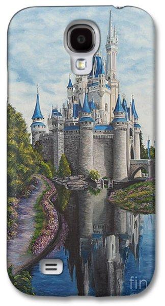 Cinderella Castle  Galaxy S4 Case