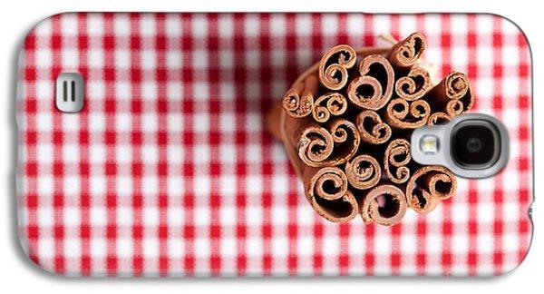 Cinnamon Galaxy S4 Case by Nailia Schwarz