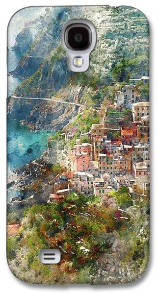 Cinque Terre In Italy Galaxy S4 Case