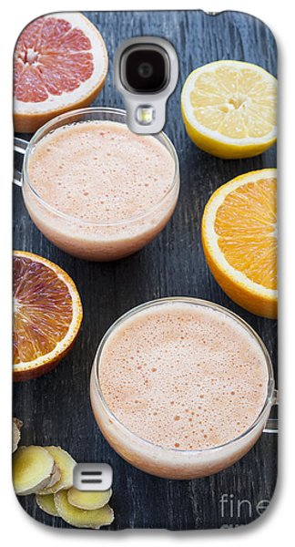 Citrus Smoothies Galaxy S4 Case
