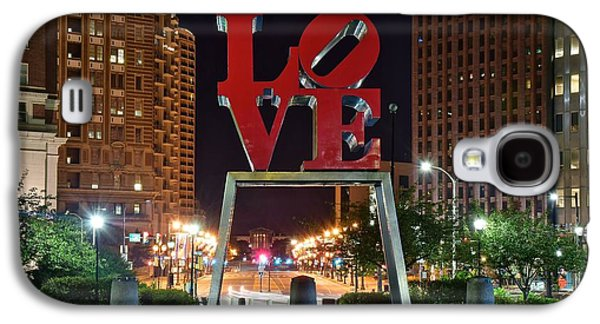 City Of Brotherly Love Galaxy S4 Case