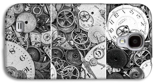 Clockworks Still Life Galaxy S4 Case by Tom Mc Nemar