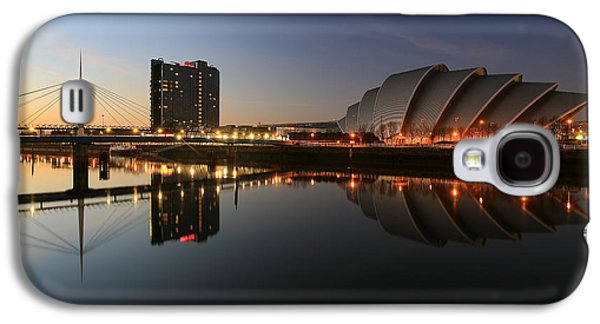 Clydeside Reflections  Galaxy S4 Case