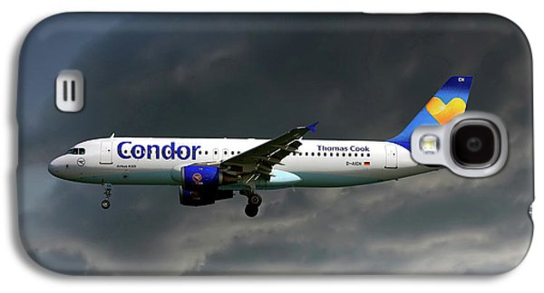 Condor Galaxy S4 Case - Condor Airbus A320-212 by Smart Aviation