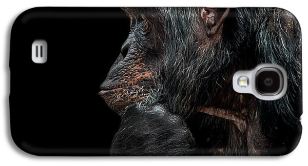 Contemplation  Galaxy S4 Case by Paul Neville