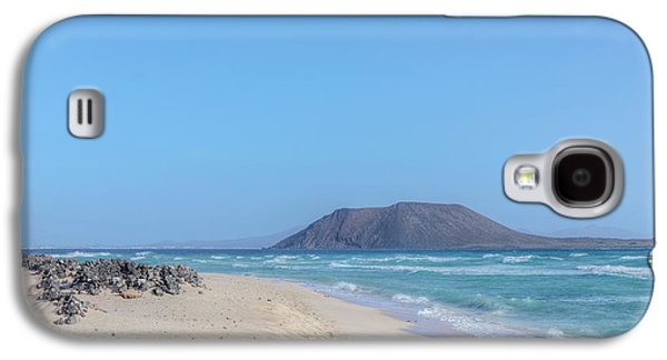 Corralejo - Fuerteventura Galaxy S4 Case by Joana Kruse